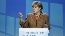 How Angela Merkel's political woes may be good for European stocks
