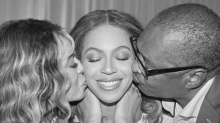 Knowles family reunion: Beyoncé shares a rare photo with her divorced parents