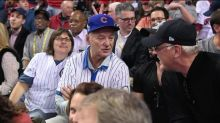 Bill Murray gives woman World Series ticket, shares his nachos
