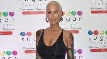 Amber Rose Updates Fans After Breast Reduction Surgery: 'I Might Actually Just Be a D Cup'