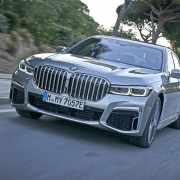 BMW M Performance性能車系推出首部插電油電車M750Le,最大馬力達到550匹