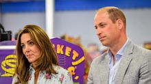 When are Prince William and Kate going back to work?