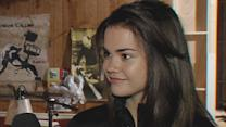 Maia Mitchell Dishes On 'The Fosters'