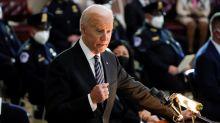 """Biden propone cumbre con Putin luego que Rusia calificó a EEUU de """"adversario"""""""