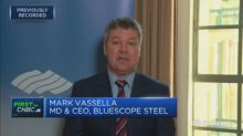 Bluescope CEO expresses a preference for 'free and fair t...