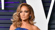 Jennifer Lopez just debuted the perfect choppy fringe