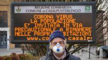 Así está Codogno, el pueblo italiano que el coronavirus ha convertido en fantasma
