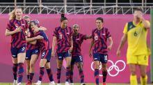 US women earn bronze medal with 4-3 win over Australia