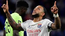 Depay can only 'dream of big clubs' amid Barcelona links