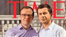 Pete Buttigieg And Husband Chasten Are 'First Family' On Time Magazine Cover