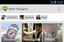 Google Hangouts for Android update finally lets you know who is signed in