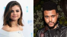 The Weeknd Took a 12-Hour Flight Just to Have a Birthday Lunch with Selena