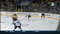Paajarvi uses his speed and rings one in
