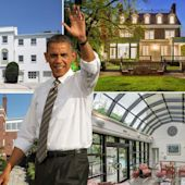 7 Homes Within Lobbying Distance of President Obama's New Digs