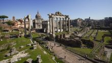 Roman Forum discovery could be shrine to Rome's founder Romulus