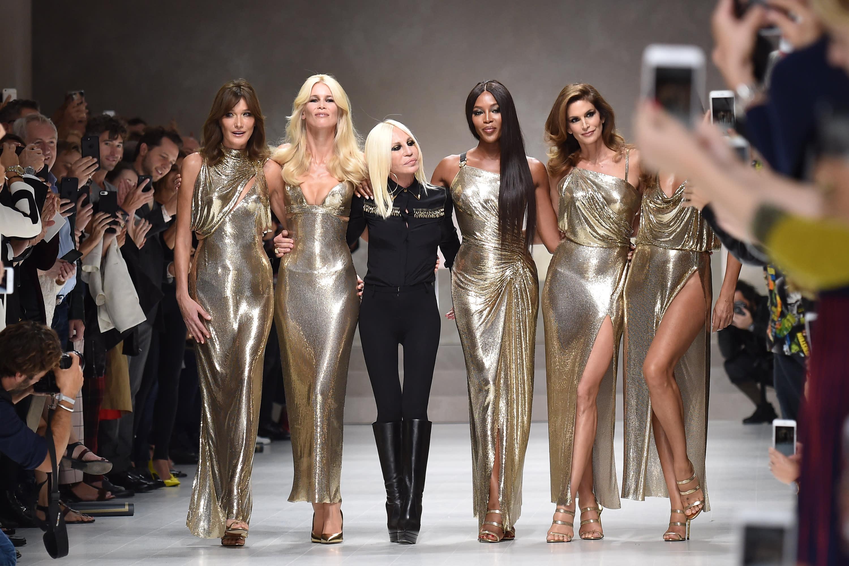 Meg Ryan Fashion Show