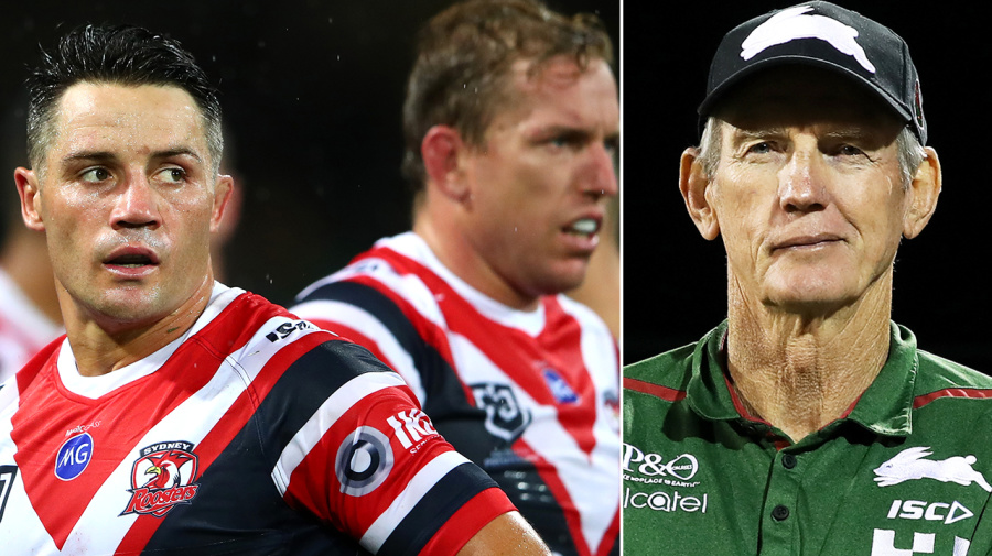 'Grow up': Wayne Bennett continues slanging match with Roosters