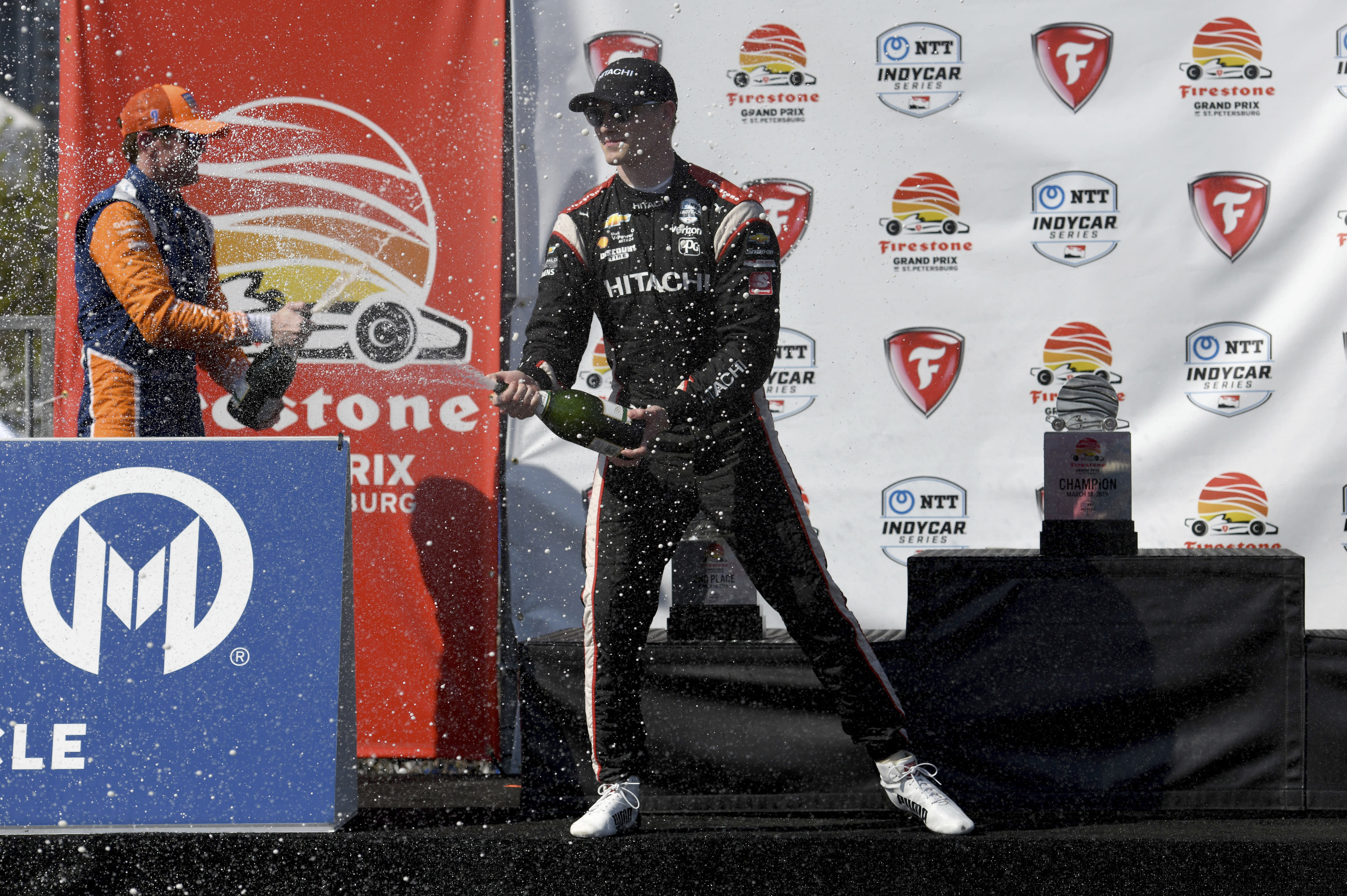 Firestone Hours Sunday >> Another Race And Another Penske Victory With Indycar Win