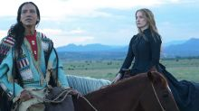'Woman Walks Ahead': Jessica Chastain, Michael Greyeyes, director Susanna White on their portrait of old West