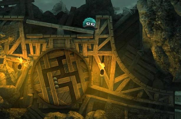 Leo's Fortune looking for gold on Android next month