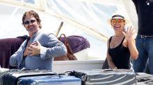 Conoce a la exuberante novia italiana de Gerard Butler, 13 años mayor que él