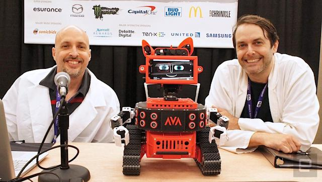 Bot Party asks: Are robots the future of comedy?