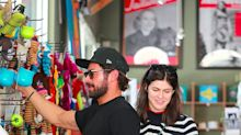 Puppy love: Zac Efron and Alexandra Daddario fuel dating rumors in Los Angeles