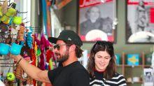 Puppy love: Zac Efron and Alexandra Daddario fuel dating rumors in Los Angeles