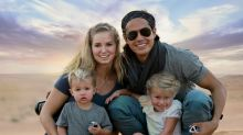 Meet the family of four being paid to travel the world