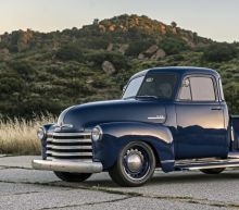 Icon Chevy Thriftmaster Pickup First Drive Review | Rowdy is its middle name