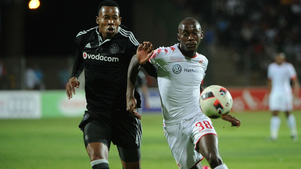 Manenzhe prefers Jele and Mobara at centre-back positions for Orlando Pirates