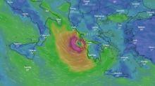 """""""Medicane"""", la rara y potente tormenta parecida a un huracán que golpea a Grecia"""