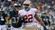Matt Breida declares himself the fastest player in the NFL