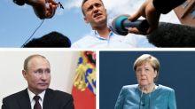 Il balletto del Bolshoi sul caso Navalny