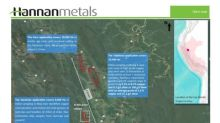 Hannan Metals' First Mining Concession Granted at San Martin, Peru