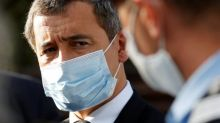 Foot - L1 - OM - Le ministre de l'Intérieur Gérald Darmanin critique les supporters de l'OM