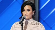 WATCH: Demi Lovato Delivers Empowering Speech On Mental Health At The Democratic National Convention