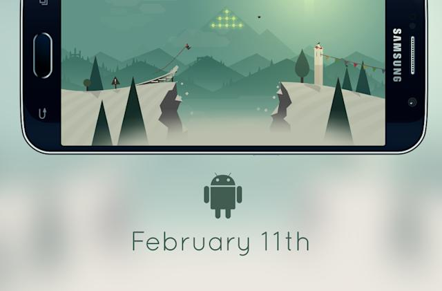 'Alto's Adventure' is coming to Android next week, and it's free