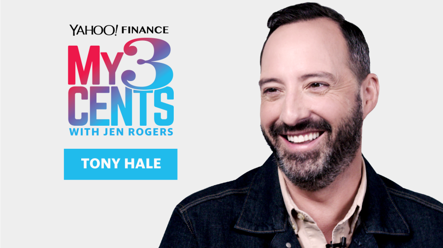 Actor Tony Hale on career, money and 'The Bag'