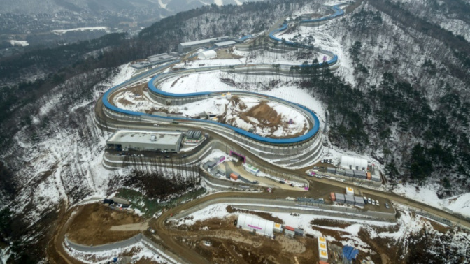 North Korea triggers 2018 Winter Olympics security scare