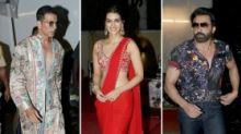 In Pics: Akshay, Kriti Promote 'Housefull 4' on 'Nach Baliye'