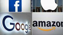 Google, Facebook et Amazon montent au créneau contre la taxe Gafa