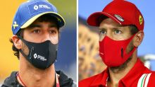 'Foreign territory': Daniel Ricciardo's warning for F1 great