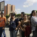 The Latest: Blackouts again hit much of Venezuela