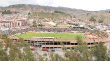 La selección boliviana de fútbol comenzaría a entrenarse en el estadio Rafael Mendoza