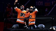 Flyers to honor frontline families with VIP treatment at every home game