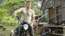 New 'Jurassic World' Photos Show a Revved-Up Chris Pratt