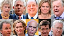 All The MPs Who Are Standing Down At The General Election