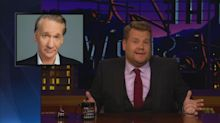 James Corden shuts down Bill Maher for controversial 'fat shaming' comments