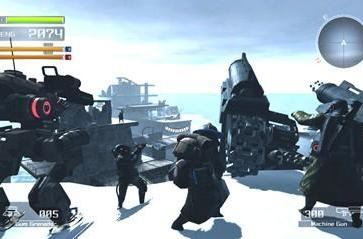 Lost Planet trailer lays on the intrigue